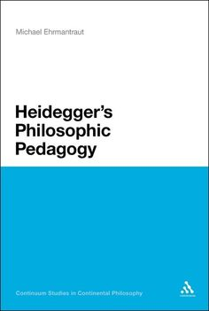 Türkiye'deki Heidegger çalışmalarına bir katkı da bizden