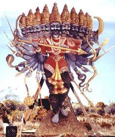 AAKASH. Lanka Reclaimed - The Story Of Ravana
