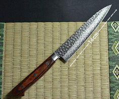 Cuchillo Japones Petty Damasco