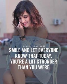 Attitude Quotes For Girls, Girl Power Quotes, Crazy Girl Quotes, Babe Quotes, Smile Quotes, Badass Quotes, Woman Quotes, Qoutes, Quotes Women