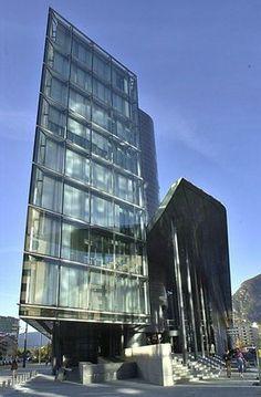 Palais de Justice, Grenoble