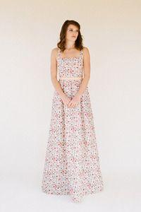 love this bridesmaid dress