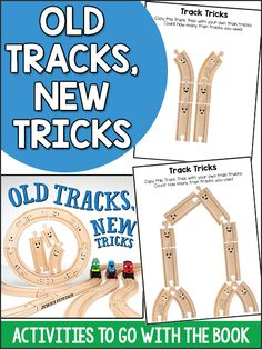 Old Tracks, New Tricks: Book Activity