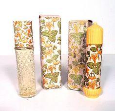 "Vintage Avon ""Honeysuckle"" Perfume Rollette Demistik New in Original Boxes | eBay"