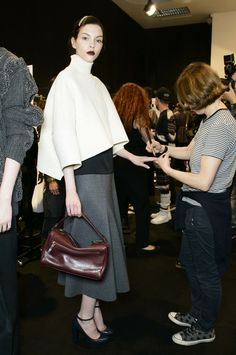 Anteprima Fall 2014 - Backstage