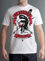 Warrior and Arrows by HEADRUSH. Extreme Sports and MMA