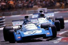 Jean-Pierre Beltoise, Matra MS120B, French GP, 1971