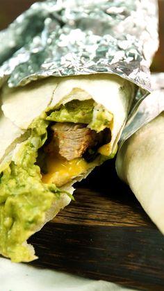 Burritos de Pollo - Pickle Tutorial and Ideas Easy Cooking, Cooking Recipes, Healthy Recipes, Good Food, Yummy Food, Chicken Burritos, Mexican Food Recipes, Ethnic Recipes, Food Videos