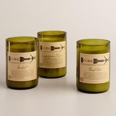 Cost Plus World Market - I love the Pinot Noir candle!