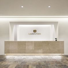 포트폴리오 Clinic Interior Design, Lobby Interior, Clinic Design, Waiting Room Decor, Office Reception Design, Medical Office Design, Reception Counter, Beauty Salon Decor, Counter Design