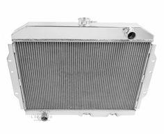 "17/""H x 28 1 Pontiac Bonneville Custom Aluminum Radiator Fan Shroud /& 2-14/"" Fans"
