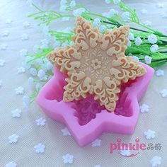 Pinkie Tm Snowflakes Fondant Cake Silicone Mold Chocolate Clay Resin Mould Sugarcraft Cake Decorating Tools pinkie http://www.amazon.com/dp/B015GW8VAC/ref=cm_sw_r_pi_dp_270Hwb11PRD5S