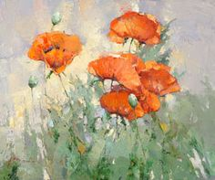 Poppies by Alexi Zaitsev