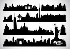 Free cityscapes svg