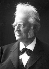 Bjørnstjerne Martinus Bjørnson en 1903