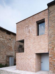 Addition to S. Maria Convent / LR-Architetti © Marco Introini