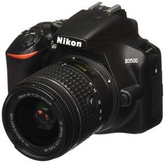 The great companion for your photography needs, the advanced Nikon 24 MP Lens) DSLR Camera is not only feature-rich, but also ergonomically designed and lightweight. The Nikon Nikon Dslr, Reflex Numérique Nikon, Nikon Lenses, Cameras Nikon, Nikon Digital Camera, Digital Slr, Toy Camera, Camera Lens, Leica Camera