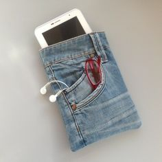 Mini tablet cover 'Mini Jeans' by GoodsToRemember