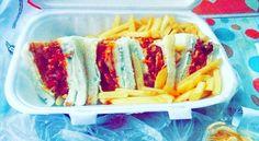 Club sandwiches!