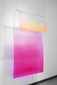 colors on plexi glass