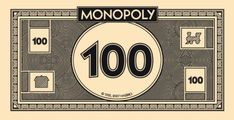 Here are links to .pdf files so that you can print your own Monopoly One Dollar Monopoly Five Dollars Monopoly Ten Dollars Monopoly Twenty Dollars Monopoly Fifty Dollars Monopoly One Hundred Dollar…
