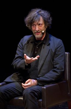 """Real life doesn't have to be convincing, but fiction does."" - Neil Gaiman 