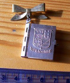 Book Jewelry, Picture Books, Mini Books, Miniatures, Minis