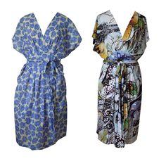 Akinori Kimono dress