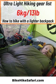 Is it possible to have an ultra light backpacking gear list and safely hike anywhere in the world. This lightweight hiking gear list is all the kit you need to hike anywhere in the world in all but the worst conditions. Hiking Gear Women, Backpacking List, Ultralight Backpacking Gear, Best Hiking Gear, Thru Hiking, Hiking Tips, Camping And Hiking, Kayak Camping, Best Hiking Backpacks