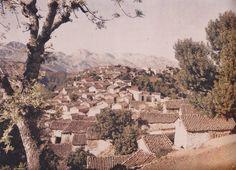 Jules Gervais-Courtellemont: Taourirt Amokrane, Algeria (1909 - 1911)