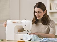 Review of the easiest sewing machines to use in different categories such as embroidery, quilting and monogramming.