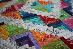 Your place to buy and sell all things handmade Baby Girl Quilts, Girls Quilts, Quilt Baby, Baby Bedding, Warm Colors, Vibrant Colors, Gifts For New Parents, Baby Boy Blankets, Traditional Quilts