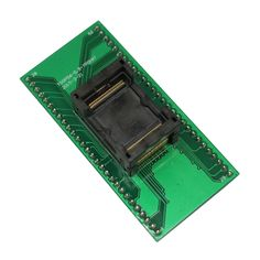 eMMC test Socket to SD interface for nand flash testing