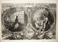Christmas card from the Civil War