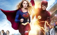 The Scarlet Speedster and Maiden of Might are joining forces in an upcoming episode of Supergirl. How exactly will The Flash-Supergirl crossover...