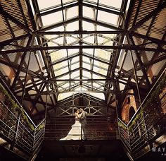 The Foundry in Long Island City, Queens, New York | 22 Of The Coolest Places To Get Married In America