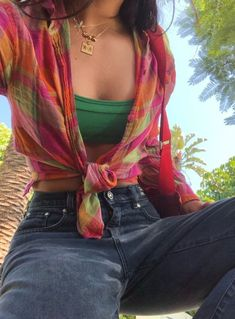 Discover recipes, home ideas, style inspiration and other ideas to try. Mode Outfits, Retro Outfits, Vintage Outfits, Casual Outfits, Fashion Outfits, Fashion Tips, Hippie Outfits, Cowgirl Style Outfits, Chill Outfits