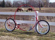 #Circle Bicycle