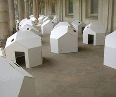 ReubenMiller : nume cardboard playhouse