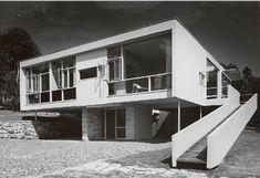 Rose Seidler House, Wahroonga, Sydney by Harry Seidler (1951)