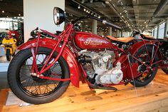 1936 Indian 101 Scout | The 101 Scout gained a reputation of… | Flickr