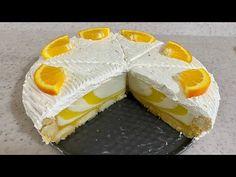 Prendi le Arance e fai Questo Dolce / Senza Forno !!! - YouTube Biscotti, Nutella, Camembert Cheese, Cheesecake, Cooking, Desserts, Amazing, Youtube, Gastronomia
