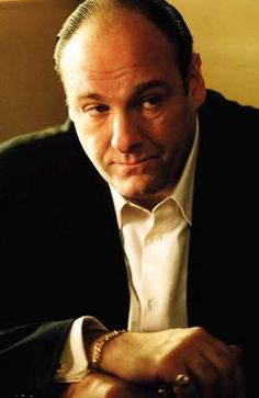 The Sopranos. 2nd best TV show, ever.