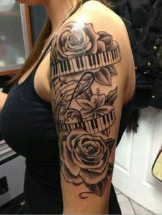 Beautiful music notes...I really love this. I really want this done. Now.