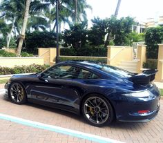 My wife sold my GT3 out from under me while she was in FL  Actually a great customer and friend bought it and was glad to take delivery in Naples.  by geoffisringhausen