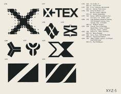 XYZ-5 / World of Logotypes