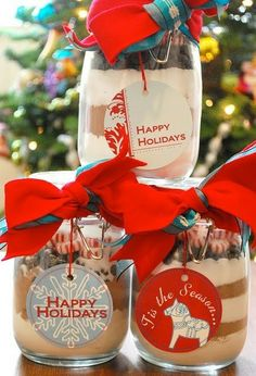 2013 Christmas candy jar table decor, Christmas jelly drops candy jar with card, Creative gifts for 2013 Christmas