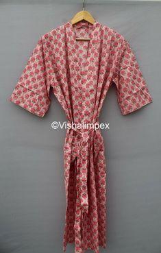Cotton Kimono, Floral Kimono, Kimono Dress, Summer Kimono, Long Kimono, Plus Size Pregnancy, Women Sleeve, Types Of Sleeves, Printed Cotton