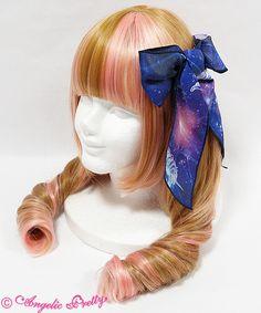 Angelic Pretty Dreamy Planetariumリボンクリップ