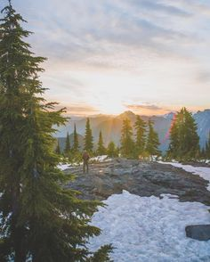 Photo by BC #guestagrammer @davidvassiliev: I got to witness the first sunrise of Summer 2016 at the top of Hollyburn Peak on Cypress Mountain. My friend and I had decided we wanted to spend the summer solstice doing some epic activities. We started with a sunrise hike (pictured above) followed up with a hike on the Sea to Sky that we always wanted to do. Then we went cliff jumping at Lions Bay and finished the day with a BBQ on the beach in Deep Cove. To say the least; it was an epic day…
